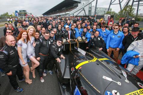 24h-Rennen Nürburgring: Fan-Report