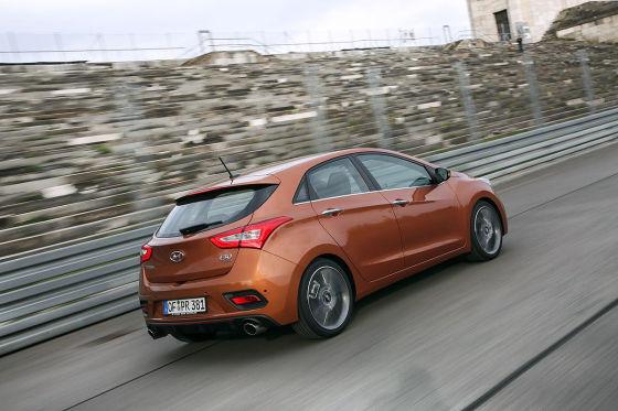Neuer Hyundai i30 Turbo
