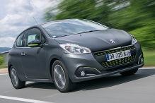 So f�hrt der neue Peugeot 208