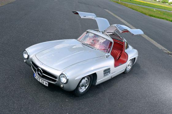 Marktanalyse klassische Mercedes