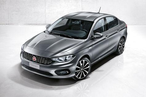 Fiat Aegea (2015): Vorstellung