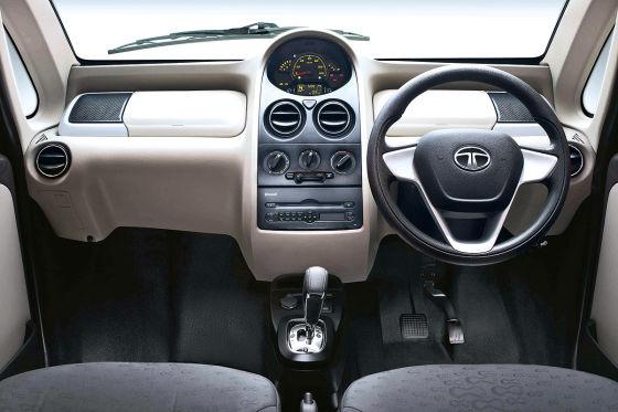 Tata Nano: Facelift 2015 - autobild.de
