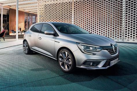 Renault Mégane (IAA 2015): Vorstellung