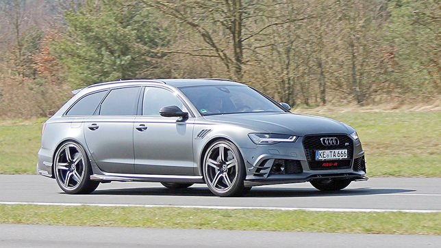 Video Abt Audi Rs6 R 2015 Autobild De