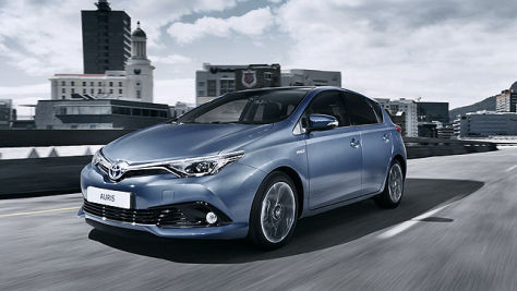 Partneraktion: Toyota Auris-Premierentester