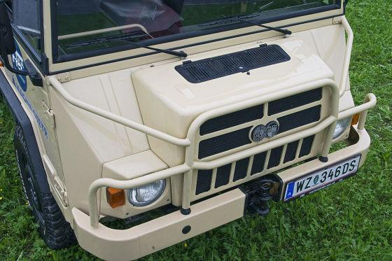 Steyr-Daimler-Puch Pinzgauer 6x6
