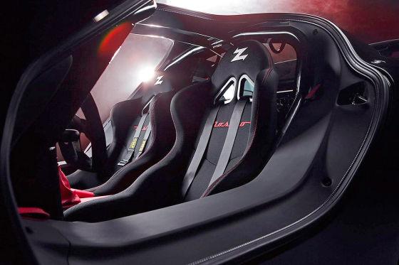 Mostra powered by Maserati von Zagato