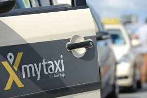 Daimlers Taxi-Clinch