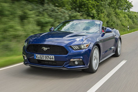 Ford Mustang 2.3 EcoBoost (2015): Rückruf