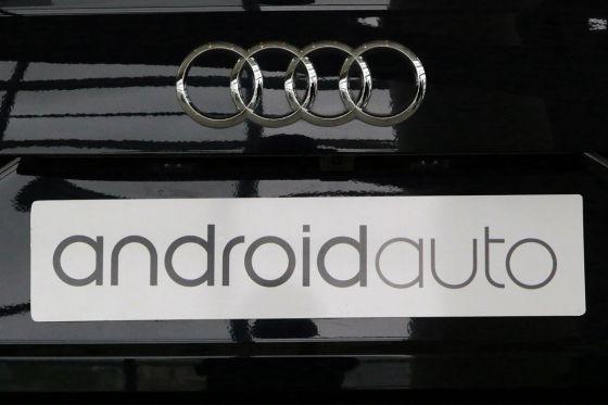Android Audi Q7