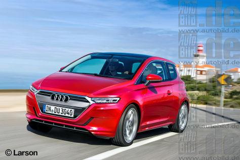 Neuer Audi-Kleinwagen: 2019