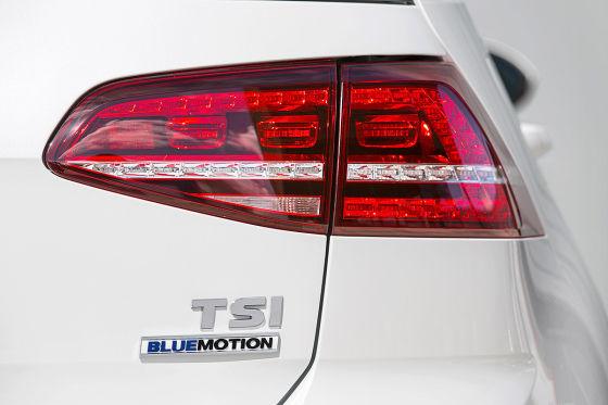 VW Golf TSI BlueMotion