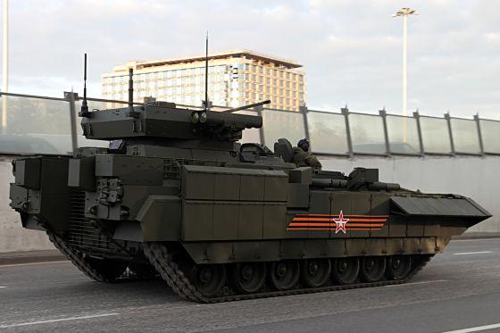 T 15 Bmp Armata Sch 252 Tzenpanzer Vorstellung Autobild De