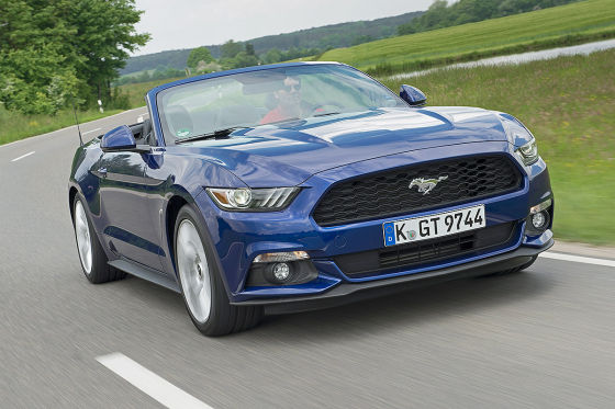 ford mustang ecoboost 2015 im test fahrbericht. Black Bedroom Furniture Sets. Home Design Ideas