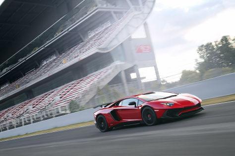 Lamborghini Aventador SV: Fahrbericht