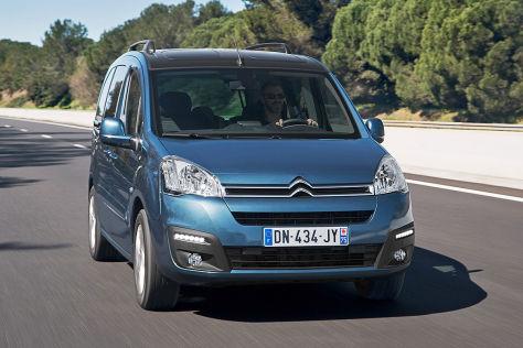 Citroën Berlingo FL (2015): Fahrbericht