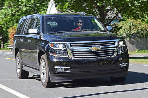 Chevrolet Suburban: Fahrbericht