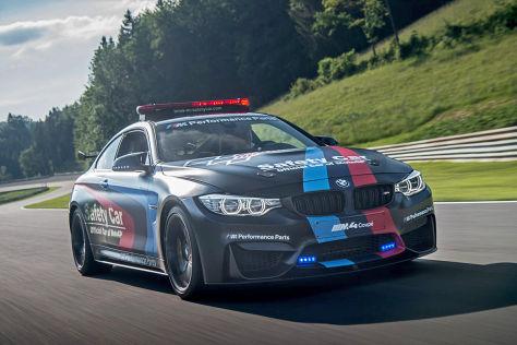 BMW M4 MotoGP Pacecar (2015): Fahrbericht