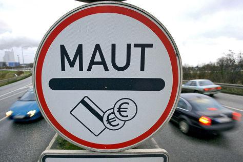 Bundesrat berät über Pkw-Maut