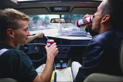 Alkohol im Auto: Neue Sicherheitstechnologie DADSS