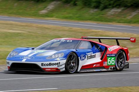 Ford GT für Le Mans?