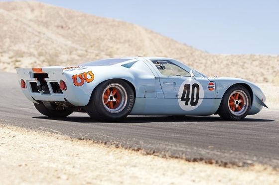 Neuer Ford GT für Le Mans