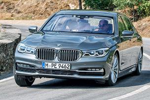 So fährt der neue BMW 7er