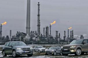 SUVs verhageln CO2-Bilanz