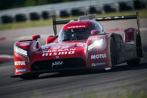 Nissan GT-R LM Nismo: Le Mans 2015