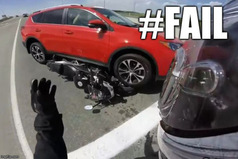 Fahrerisches Unvermögen