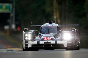 Dreifach-Pole für Porsche