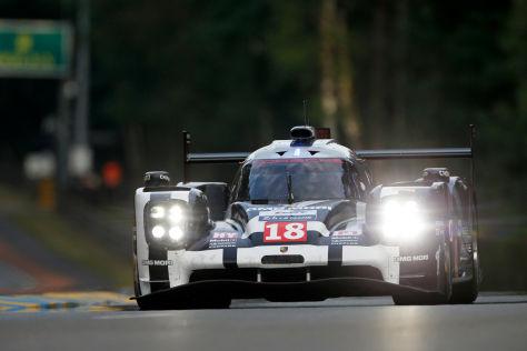 83. Auflage der 24 Stunden von Le Mans: Lieb, Jani, Dumas auf Pole