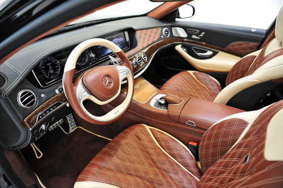 Mercedes-Maybach von Brabus