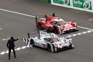 Doppel-Triumph für Porsche