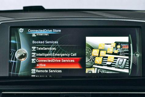 Sicherheitslücke bei BMW ConnectedDrive