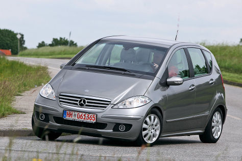 mercedes a klasse w169 gebrauchtwagen test. Black Bedroom Furniture Sets. Home Design Ideas