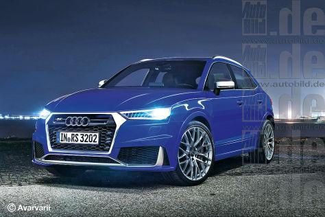 Audi RS Q3 (2018): Vorschau