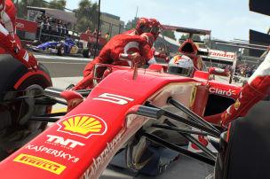 Formel 1 für zu Hause