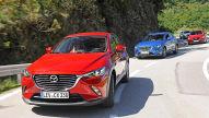 Partneraktion: Mazda CX-3-Premierentester