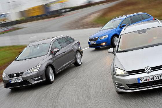 VW brütet über Konzernstruktur