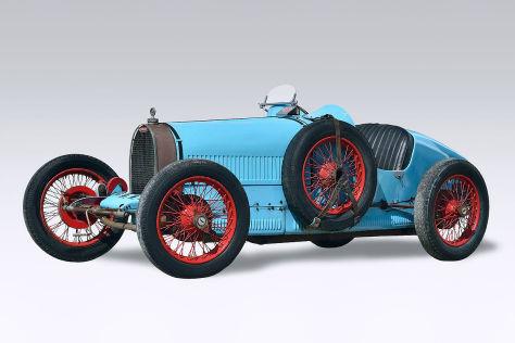 Bugatti Type 37 für 920.000 Euro verkauft