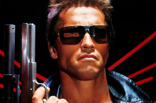 Arnie weiß, wo's langgeht