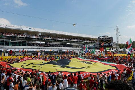 Der Italien-Grand-Prix könnte zwischen Imola und Monza wechseln