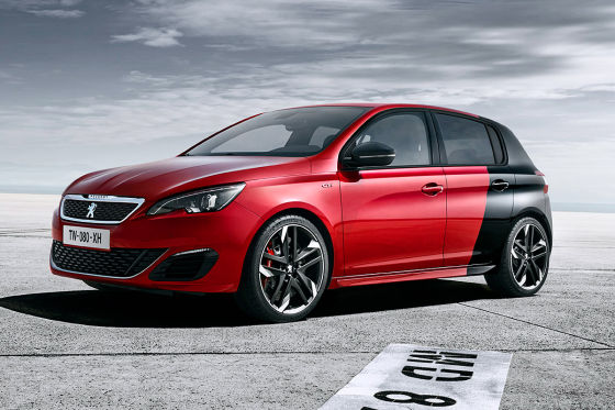 peugeot 308 gti iaa 2015 vorstellung marktstart sound preis. Black Bedroom Furniture Sets. Home Design Ideas