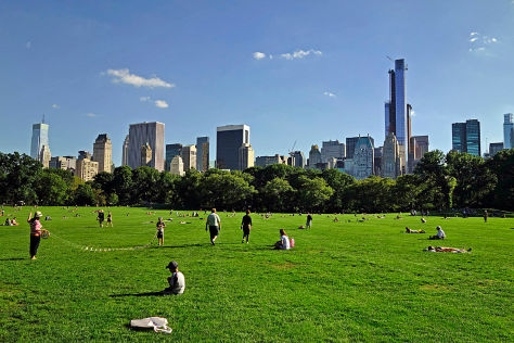 New York: Central Park wird autofrei