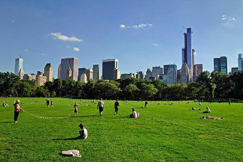 New York: Central Park wird autofrei