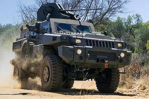 Riesen-SUV Marauder