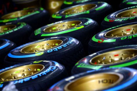 Augen zu und durch: Pirelli muss sich Konkurrent Michelin stellen
