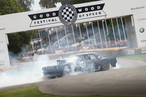 Chevrolet Camaro in Goodwood