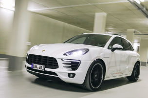 Porsche Macan S Diesel von Kaege: Tuning